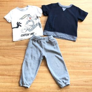 Toddler Boy's GAP 3pc Lot - Size 3T